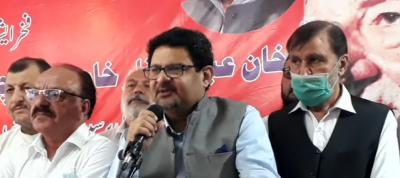 کراچی کے ضمنی انتخاب میں اے این پی نے مسلم لیگ (ن) کی حمایت کا اعلان کر دیا