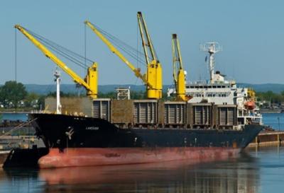 بحر احمر میں ایران کے پاسداران انقلاب کے جہاز پر حملہ