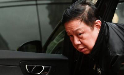 لندن: میانمار کے سفیر کو سفارتخانے سے نکال دیا گیا، رات کار میں گزاری