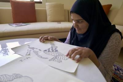 پاکستان کی نابینا طالبہ آکسفورڈ کی اسکالرشپ کیلئے منتخب