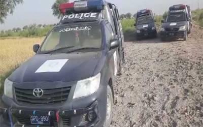 جیکب آباد میں دو گروپوں میں تصادم، 8 افراد جاں بحق