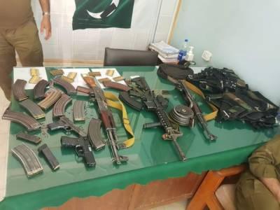 ڈسکہ الیکشن:اسلحہ کی نمائش پرن لیگ اور پی ٹی آئی کے 9 کارکن گرفتار