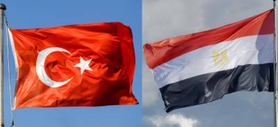 ترکی اور مصر میں مفاہمتی بات چیت پھر معطل