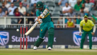 سنسنی خیز میچ: پاکستان نے جنوبی افریقا کو آخری اوور میں سکور مکمل کر کےشکست دیدی