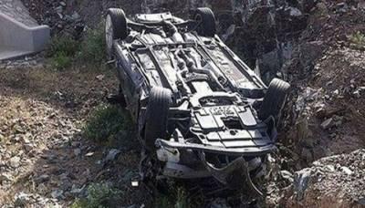 آزاد کشمیر میں کار کھائی میں جاگری، ایک ہی خاندان کے 6 افراد جاں بحق