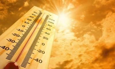 سورج آج بھی کراچی والوں پر آگ برسائے گا
