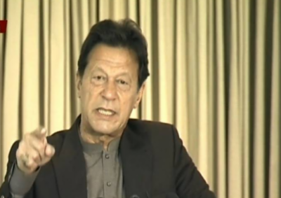 حکومت قانون کی بالادستی کے لیے تاریخی جنگ لڑ رہی ہے:وزیر اعظم عمران خان