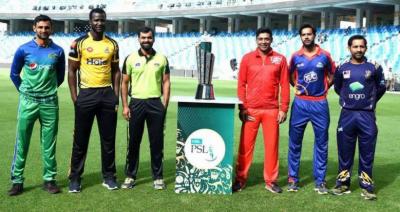 پی ایس ایل 6 کا نیا شیڈول جاری : پہلا میچ لاہور قلندرز اور اسلام آباد یونائیٹڈ کے درمیان کھیلا جائے گا
