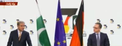 پاکستان جرمنی کے ساتھ نئے اقتصادی تعلقات چاہتا ہے:شاہ محمود قریشی