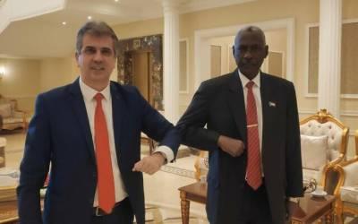 سوڈان پہلا سرکاری وفد آئندہ ہفتے اسرائیل بھیجے گا۔