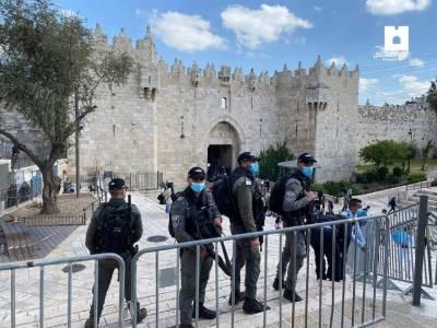 87یہودی شرپسندوں کی جانب سے مسجد اقصیٰ کی بے حرمتی