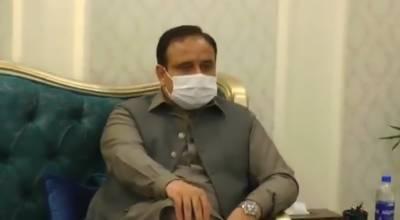 وزیر اعلی پنجاب سردار عثمان بزدارکا امن و امان اور راستے بحال ہونے پر اظہار تشکر