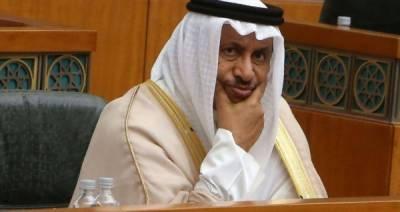 اعلی عدالت کا سابق وزیراعظم شیخ جابر کو حراست میں لینے کا حکم