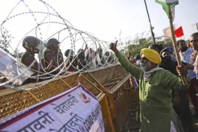بھارت میں کسانوں کا احتجاج، د ہلی دھرنے میں شریک مزید 2 افراد ہلاک
