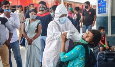 بھارت میں24 گھنٹوں کے دوران پونے دو لاکھ سے زائد کورونا کیسزرپورٹ،1027ہلاک