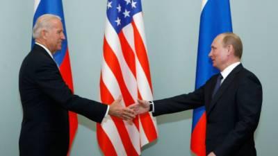 امریکی صدرکا روسی ہم منصب سے ٹیلیفونک رابطہ`