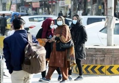 کوروناائرس کی تیسری لہر:'ملک بھر میں مزید110 جاں بحق ،5364نئے کیسزرپورٹ