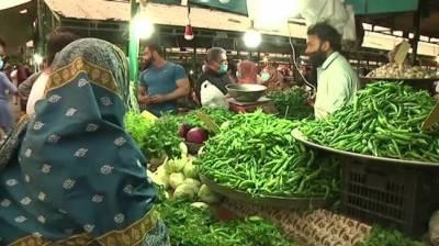 اسلام آباد کے سستے بازار وں میں مہنگائی، انتظامیہ بے بس