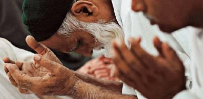 کورونا سے نجات کیلئے جمعہ کو یوم ِ توبہ و استغفار کے طور پر منایا گیا ۔