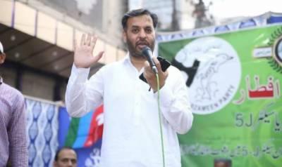 اپنے دور نظامت کے پانچ سالوں تک میں نے اپنی راتیں قربان کرکے پاکستان کی معاشی شہ رگ کراچی کو بنایا ہے : مصطفی کمال