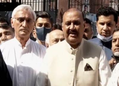 جہانگیر ترین کے حامی ارکان اسمبلی کی حکومت کو وارننگ