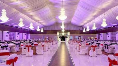 کراچی میں 15 رمضان سے شادی ہالز مالکان کا شادی ہالز کھولنے کا اعلان