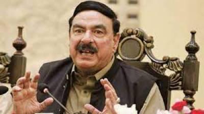 کالعدم تحریک لبیک کیساتھ کوئی مذاکرات نہیں ہو رہے جبکہ لاہور یتیم خانہ میں حالات کشیدہ ہیں : شیخ رشید