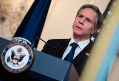 ہم نے افغانستان سے انخلا کا فیصلہ سوچ سمجھ کر کیا ہے۔ امریکی وزیر خارجہ