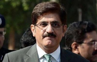 وفاقی حکومت نے مذہبی جماعت کے ساتھ معاہدہ کر کے غلط کیا۔ مراد علی شاہ