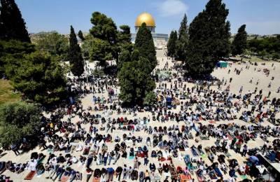 مسجد اقصیٰ کی آزادی کی جنگ منطقی انجام تک جاری رہے گی۔ حماس