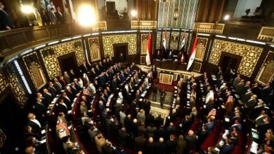شام میں صدارتی انتخابات 26مئی کو ہونگے