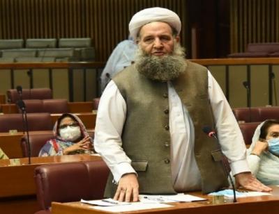 معاملہ مذاکرات کے ذریعے حل کرنے کیلئے کوشاں ہیں: وفاقی وزیر مذہبی امور نور الحق قادری