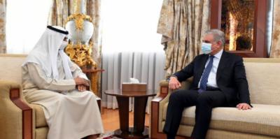 پاکستان متحدہ عرب امارات کے ساتھ تعلقات مزید مضبوط بنانے کے لئے پُرعزم ہے:وزیر خارجہ شاہ محمود قریشی