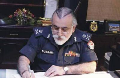 سابق آئی جی پولیس ناصر درانی کورونا وائرس سے جاں بحق