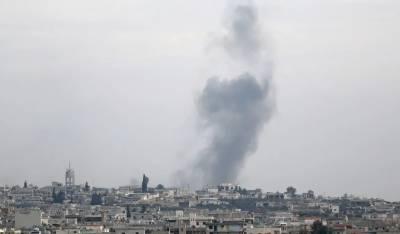 روس کی شام میں بڑے پیمانے پر بمباری،200 جنگجو ہلاک