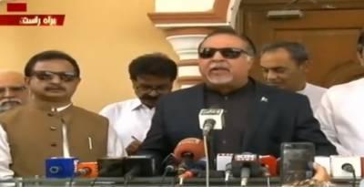 سندھ کے عوام کے مسائل کے حل کیلئے سب کے ساتھ ملکر کام کرنے کوتیار ہوں :گورنر سندھ