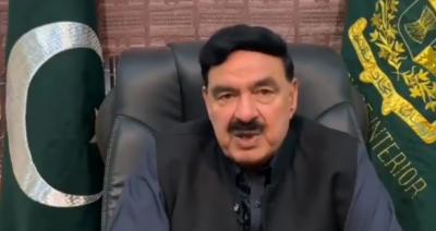 وفاقی وزیر داخلہ شیخ رشید کاسینئر صحافی ابصار عالم پر فائرنگ کا نوٹس، فوری تحقیقات کا حکم