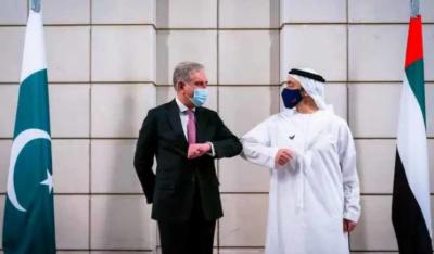 متحدہ عرب امارات نے 2 ارب ڈالر قرض واپسی کی مدت میں توسیع کردی، پاکستان کا خیر مقدم