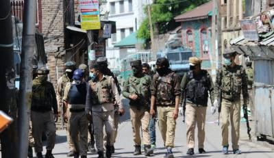 بھارتی فورسز نے شمالی کشمیر میں دو کشمیری نوجوانوں کو گرفتار کر لیا