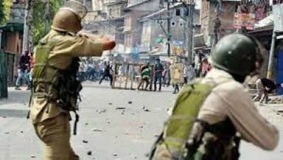 203کشمیری نوجوانوں کو سال 2020 میں بھارتی فوج نے شہید کیا