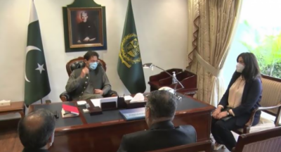 پاکستان تیونس کے ساتھ اپنے تعلقات کو انتہائی اہمیت دیتا ہے:وزیر اعظم عمران خان
