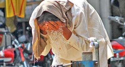 محکمہ موسمیات کی کراچی میں 23 سے 25 اپریل تک ہیٹ ویو کی پیش گوئی