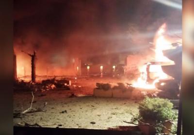 کوئٹہ کے سرینا چوک پرہوٹل کی پارکنگ میں دھماکا، 3 افراد جاں بحق