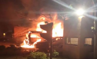 کوئٹہ کے سرینا چوک پرہوٹل کی پارکنگ میں دھماکا، جاں بحق افراد کی تعداد 4 ہو گئی 11 زخمی اسپتال منتقل