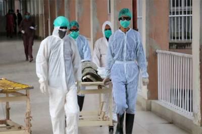 کوروناوائرس کی تیسری لہر کی تباہ کاریاں جاری، مزید98افرادجاں بحق