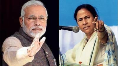 بھارت میں نئی کورونا لہر وزیراعظم مودی کی لائی مصیبت ہے۔ممتا بنرجی