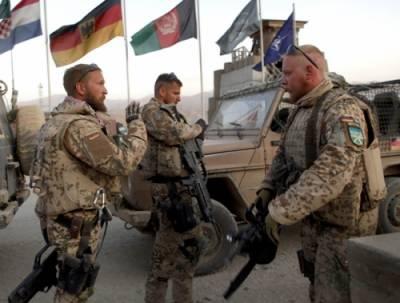 افغانستان سے جرمن دستوں کا تیز رفتار انخلاء