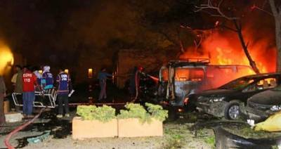 ابتدائی شواہد کے مطابق کوئٹہ دھماکا خودکش ہو سکتا ہے۔بلوچستان پولیس