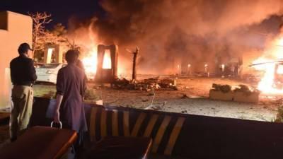 کوئٹہ میں سرینا ہوٹل کی پارکنگ میں ہونے والا دھماکہ خودکش حملہ تھا: وزیر داخلہ شیخ رشید