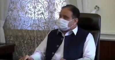 وزیراعلیٰ پنجاب سے پنجاب بیت المال کونسل کے امین ملک محمد اعظم کی ملاقات